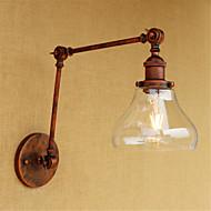 AC 220-240 40 E26/E27 Zemlja Retro Galvanizirano svojstvo for Mini Style Uključuje li žarulju,Ambijentalno svjetlo Svjetiljke na pregib