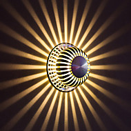 AC 100-240 3 集積LED 現代風 その他 特徴 for LED ミニスタイル 電球は含まれています,アンビエントライト フラッシュマウントウォールライト ウォールライト