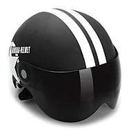 Открытый шлем Простой АБС-пластик Каски для мотоциклов