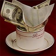 חם חדש 100 דולר נייר טואלט נייר מפית הדפסה רכה נוחות טבעית מצחיק אישיות פופולרית