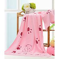 Kat Hund Rengøring Håndklæder Bade Foldbar Lilla Gul Grøn Blå Lys pink