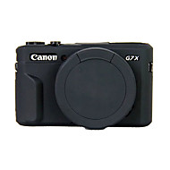 Digitale Camera-Hoes- voorCanon-Eén-schouder- met-Zwart Roze Grijs