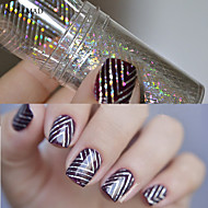 1 Nail Art tarra Folio Stripping Tape meikki Kosmeettiset Nail Art Design
