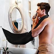 Broda fartuch zbierać tkaniny szlafrok strzyżenie włosów na twarzy shave catcher peleryna dom kolor ramdon