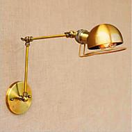 AC 220-240 110-120 40 E26/E27 Vintage Zemlja Painting svojstvo for Mini Style,Ambijentalno svjetlo zidna svjetiljka