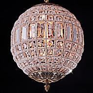 uppoasennus, vuosikertakantrin perinteinen / klassinen antiikki kupari ominaisuus kristalli mini tyyli suunnittelijat metalbedroom