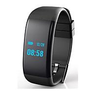 Smart armbånd Vandafvisende Lang Standby Skridttællere Sport Pulsmåler Distance Måling GPS Information Anti-lostSkridtæller