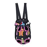 Кошка Собака Переезд и перевозные рюкзаки передняя Рюкзак Собака обновления Животные Корпусы Регулируется/Выдвижной Компактность Дышащий