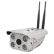 konlen® 1080p 4x optisk zoom ip kamera udendørs vandtæt wifi 2mp fuld HD Sony Imx322 Starlight CCTV Sikkerhed TF SD Lyd lyd IR Infrarød