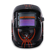 padrão de tigre auto escurecimento capacete de soldagem arco tig mig queima corte de plasma