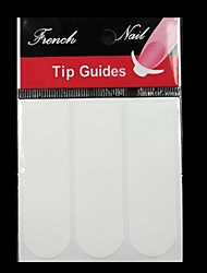 540pcs Nagel Linien malen Tipps aufkleber-Tools-Dateien&implementiert für französisch Nagelkunstdekorationen