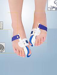 Body collant Pied Supports Séparateurs & Oignon Pad Soulager la douleur au pied Correcteur de Posture Plastique 2