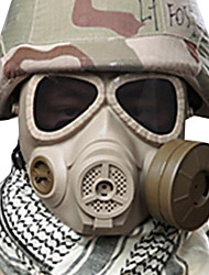 Exército máscara formação fã