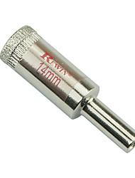 rewin szerszám ötvözött acél üveg lyukak nyitó lyuk mérete 14mm-10db / doboz