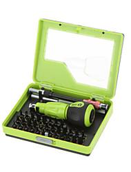 No.8923 34 en 1 tournevis à précision polyvalent set téléphone portable pc portable tv repair tool tool