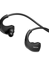 Dacom pancíř g06 bezdrátový sportovní náhlavní souprava ipx5 voděodolný bluetooth v4.1 stereo sluchátka binaurální sluchátko s mikrofonem