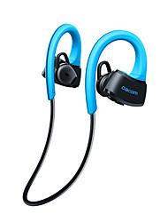 Dacom p10 bluetooth headset ipx7 vodotěsný bezdrátový sport běžící sluchátka stereo hudba sluchátka headfree w / mic pro plavání