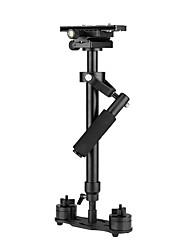 Asj-s60 aluminiumlegering handheld stabilizer slr camera video stabilisator klein stanni kang schokdemper