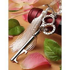 chiave per il mio matrimonio apribottiglie cuore favorisce