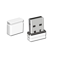 comfast® 2.4ghz cf-wu810n 150Mbps USB 2.0 adaptador de rede wi-fi sem fio - branco