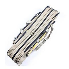 Weilong ® balıkçılık çanta jumbo boy 3 kat su geçirmez kalınlaşma çıkarılabilir destek sırt çantası balıkçılık 0.9m Z30