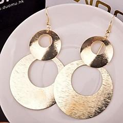 Dámské Visací náušnice Vícevrstvé Přizpůsobeno Evropský bižuterie Slitina Šperky Šperky Pro Párty Denní Ležérní