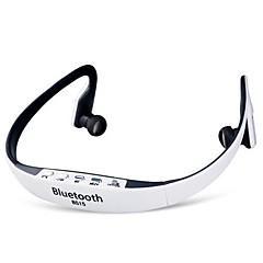 Bluetooth 3.0 stereo yli nappikuulokkeet mikrofonilla iPhone 6/5 / 5s samsung S4 / 5 HTC LG ja muut