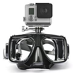 Ochelari Mască de Scufundări Montură Pentru Toate GoPro 5 Gopro 4 Gopro 4 Session Gopro 3 Gopro 2 Gopro 3+ Gopro 1 Sport DV Gopro 3/2/1