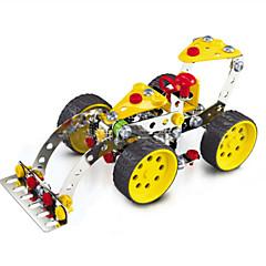 Palapelit 3D palapeli Metalliset palapelit Rakennuspalikoita DIY lelut Auto 146 Metalli