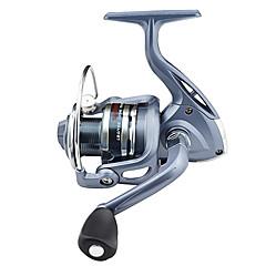 Molinete / Molinetes de Pesca Molinetes Rotativos 5.5:1 6 Rolamentos TrocávelPesca de Mar / Isco de Arremesso / Pesca no Gelo / Rotação /