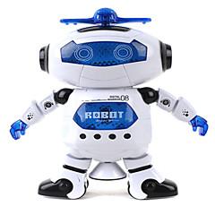 360 rotující děti elektronická taneční walking smart prostor robot děti ochladit astronaut modelu hudba lehké hračky