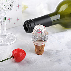 Bottiglia Favor Tappi bottiglia / Apribottiglie / Ciondoli da bicchiereSpiaggia / Giardino / Vegas / Asiatico / Floreale / Farfalla /