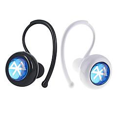 mini-um menor fone de ouvido Bluetooth mini-mono no fone de ouvido sem fio de ouvido com microfone
