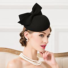 נשים צמר כיסוי ראש-חתונה אירוע מיוחד קז'ואל כובעים חלק 1