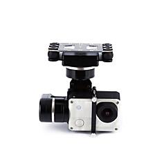 Općenito Općenito Kamera / Video RC Quadcopters trutovi rc avione Crna Metal 1 komad