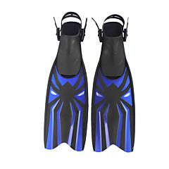 Sukellus Räpylät Säätimet Työkaluja ei tarvita Säädettävä istuvuus Pitkät räpylät Sukellus ja snorklaus Uinti Muovi