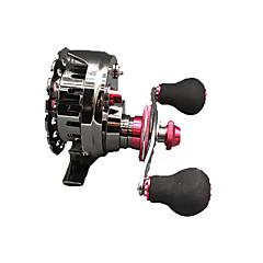 גלילי דיג סלילי טווייה 2.6:1 7 מיסבים כדוריים ימינים דיג כללי-筏60L