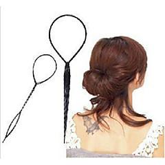Uniquement sur Cheveux Secs Donne du Volume Autres Autres Creusé Normal