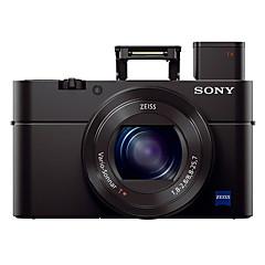 Digitaalikamera 1080P NFC Kiinteä Flash WIFI Kallistuva LCD Musta 3.0
