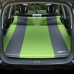 Colchão de carro Casal (L200 cm x C200 cm)(cm)PVC Portátil Confortável Ajustável Inflável