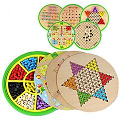 Brettspiel Kreisförmig Holz