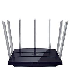 Router sem fio inteligente tp-link 2200mbps 11ac gigabit fibra banda dupla wifi roteador tl-wdr8400 versão chinesa