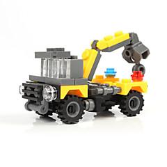 Építőkockák Ajándék Építőkockák Munkagép Műanyagok 6 év feletti 3-6 éves Játékok