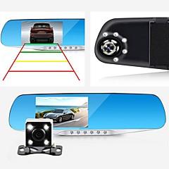 Generalplus (Taiwan) Full HD 1920 x 1080 DVR para Carro 4.3 Polegadas Tela 42 Câmera Automotiva