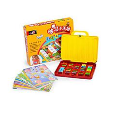 Spielzeuge Für Jungs Entdeckung Spielzeug Bildungsspielsachen Lernkarten Quadratisch Kunststoff