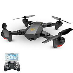 Drone VISUO XS809W 4ch 6 Eixos Com Câmera HD de 2.0MP Câmera de grande angular Retorno Com 1 Botão Modo Espelho Inteligente Vôo Invertido