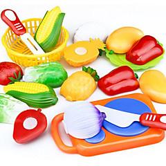 Toy Foods Kunststoff Kinder