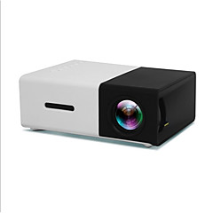 LCD HVGA (480x320) Projector,LED 500 Projector