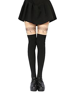 Sokken en kousen Schattig Lolita Lolita Lolita-accessoires Kousen Print  Voor Polyester