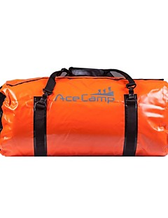 90 L Vedenpitävä Dry Bag Kassi Vedenkestävä merimiessäkki Vedenkestävä Nopea kuivuminen Sateen kestävä Sateenkestävä vetoketju Kosteuden
